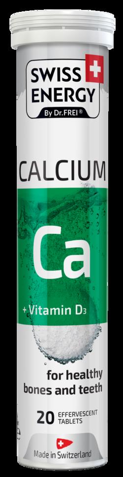 CALCIUM + Vitamin D3