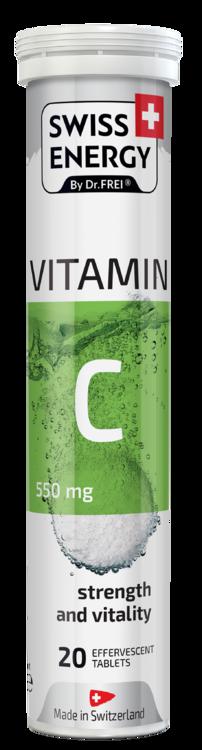 VITAMIN C 550
